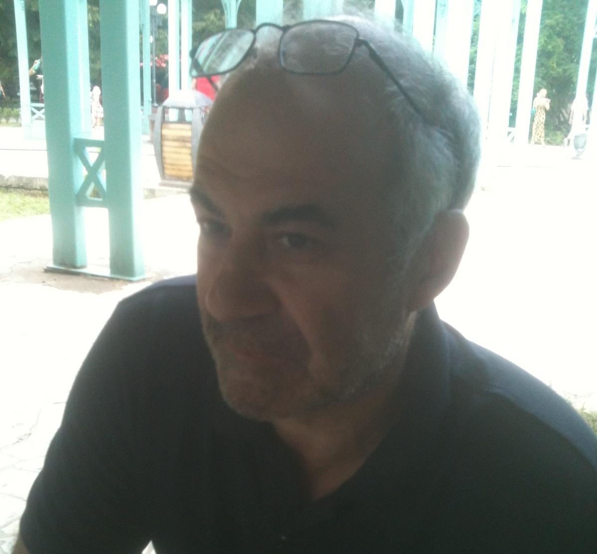 Irakli from Tbilisi