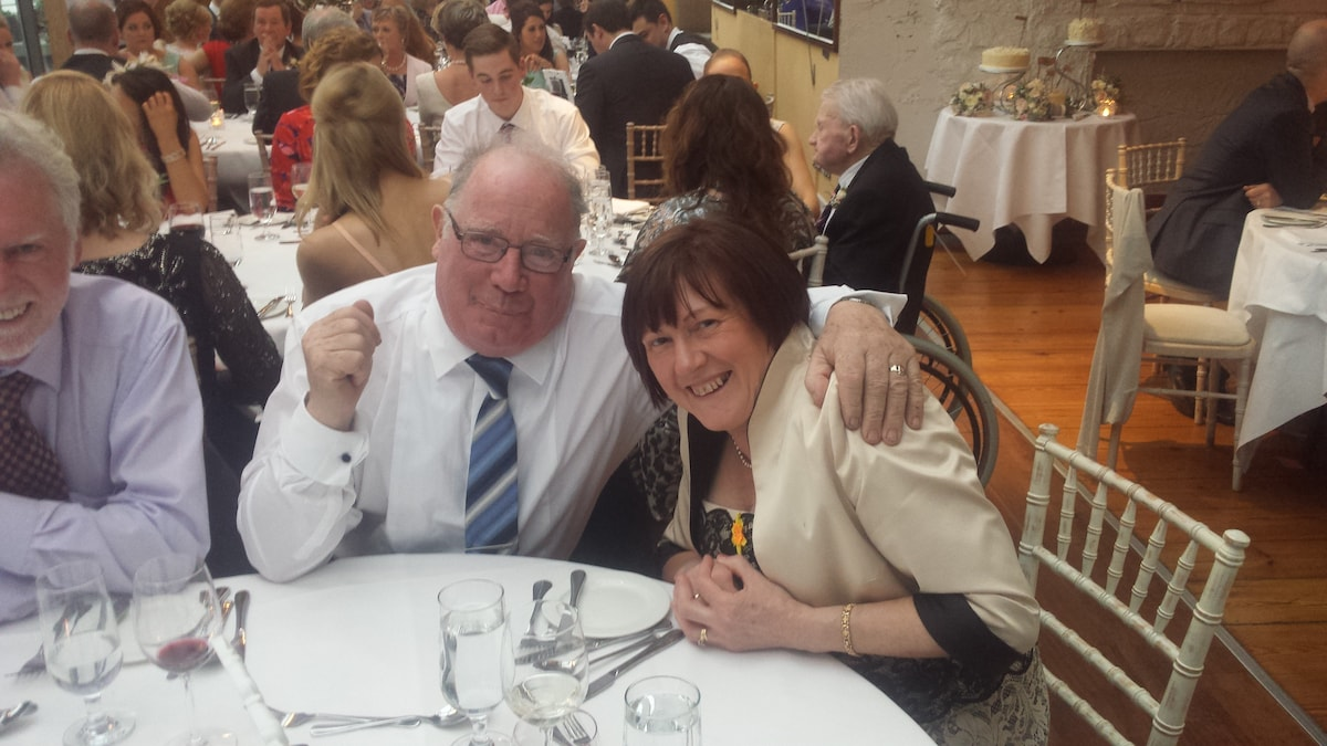 Brian/Nuala From Carrick-On-Shannon, Ireland