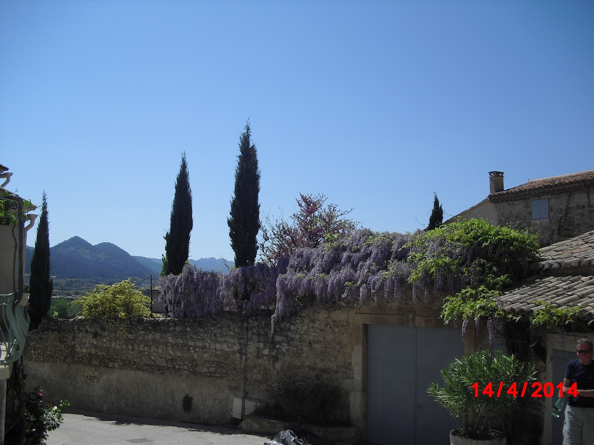 Anne From Buisson, France