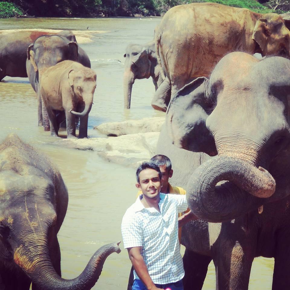 Hans from Negombo