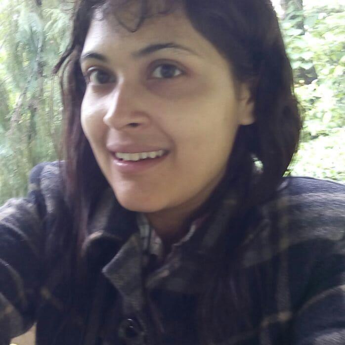 Rupanjana from Bolpur