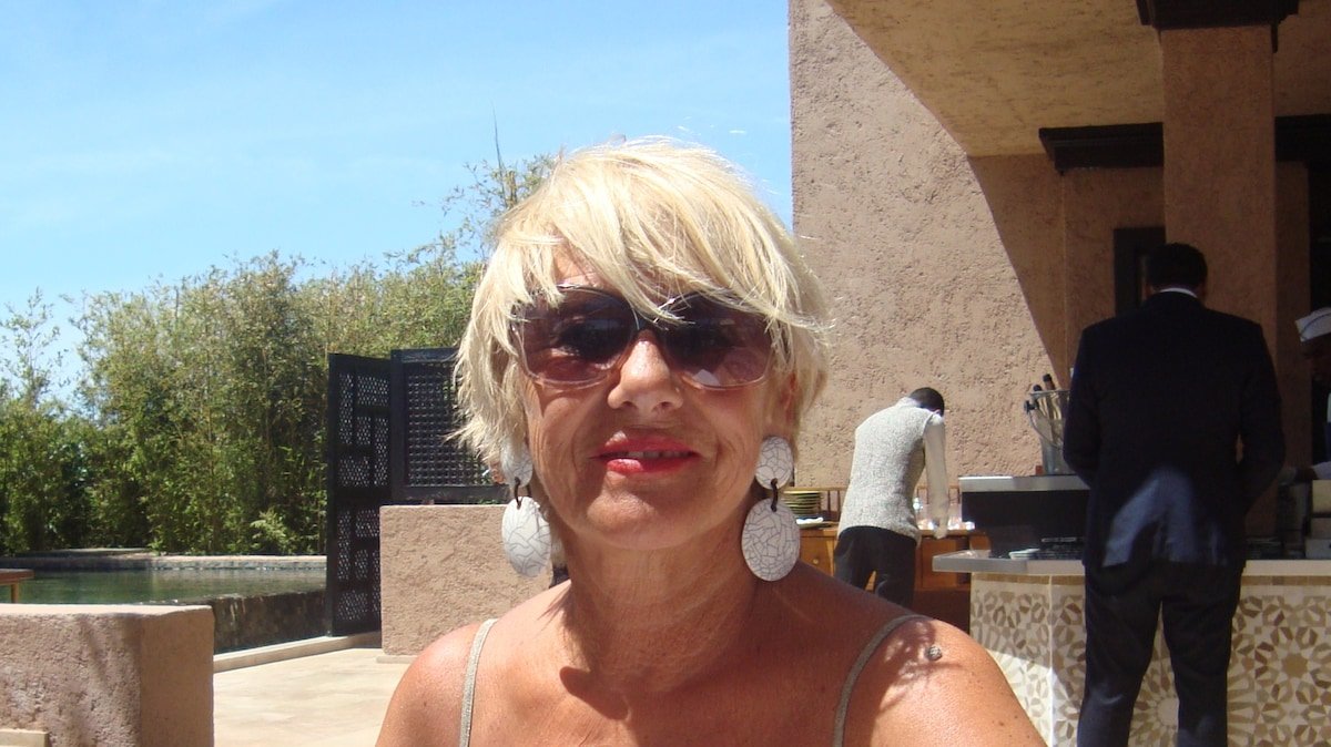 Nicole From Marrakesh, Morocco