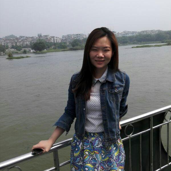 婷婷 from Guangzhou
