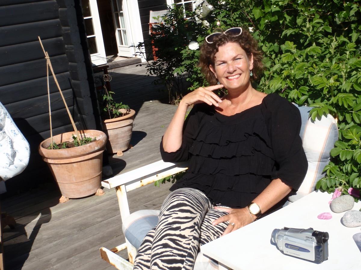 Babette Jahne Voss from Nykobing Sjaelland