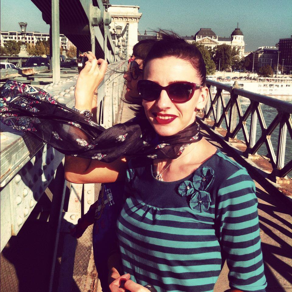 Ilda from Sarajevo