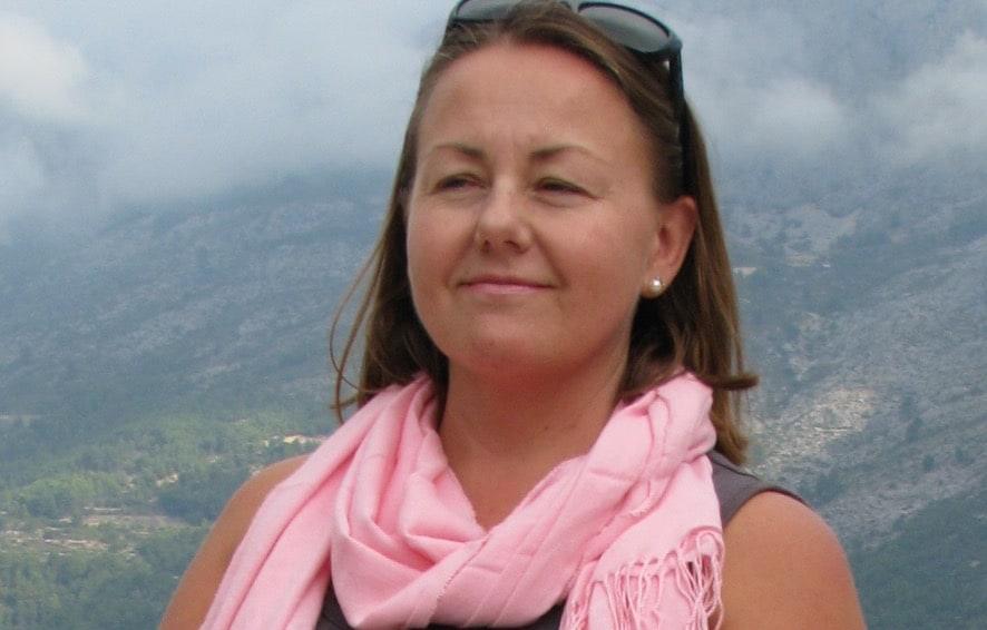 Elena From Benidorm, Spain