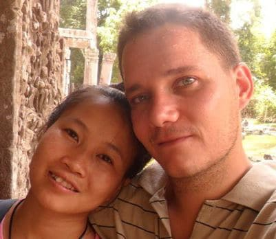 Arrived in Laos 8 years ago. My wife and I decided