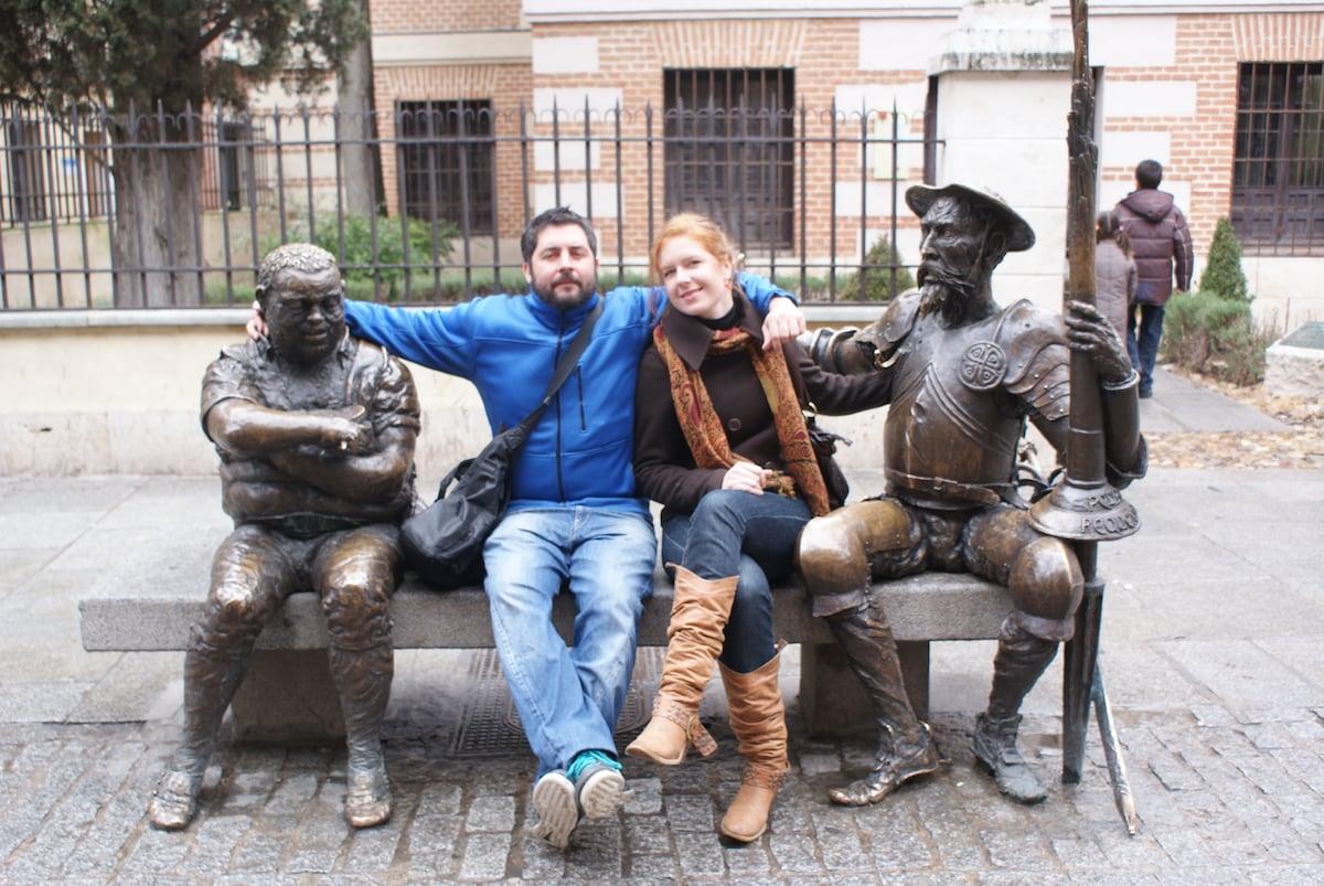 Pedro from Malaga