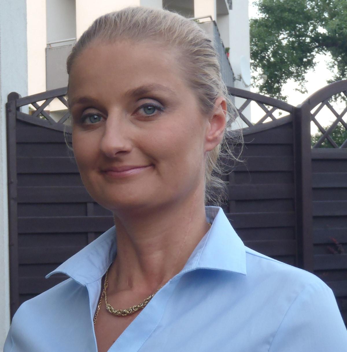 Paulina From Warsaw, Poland