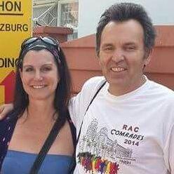 Sean & Deborah from Sandton