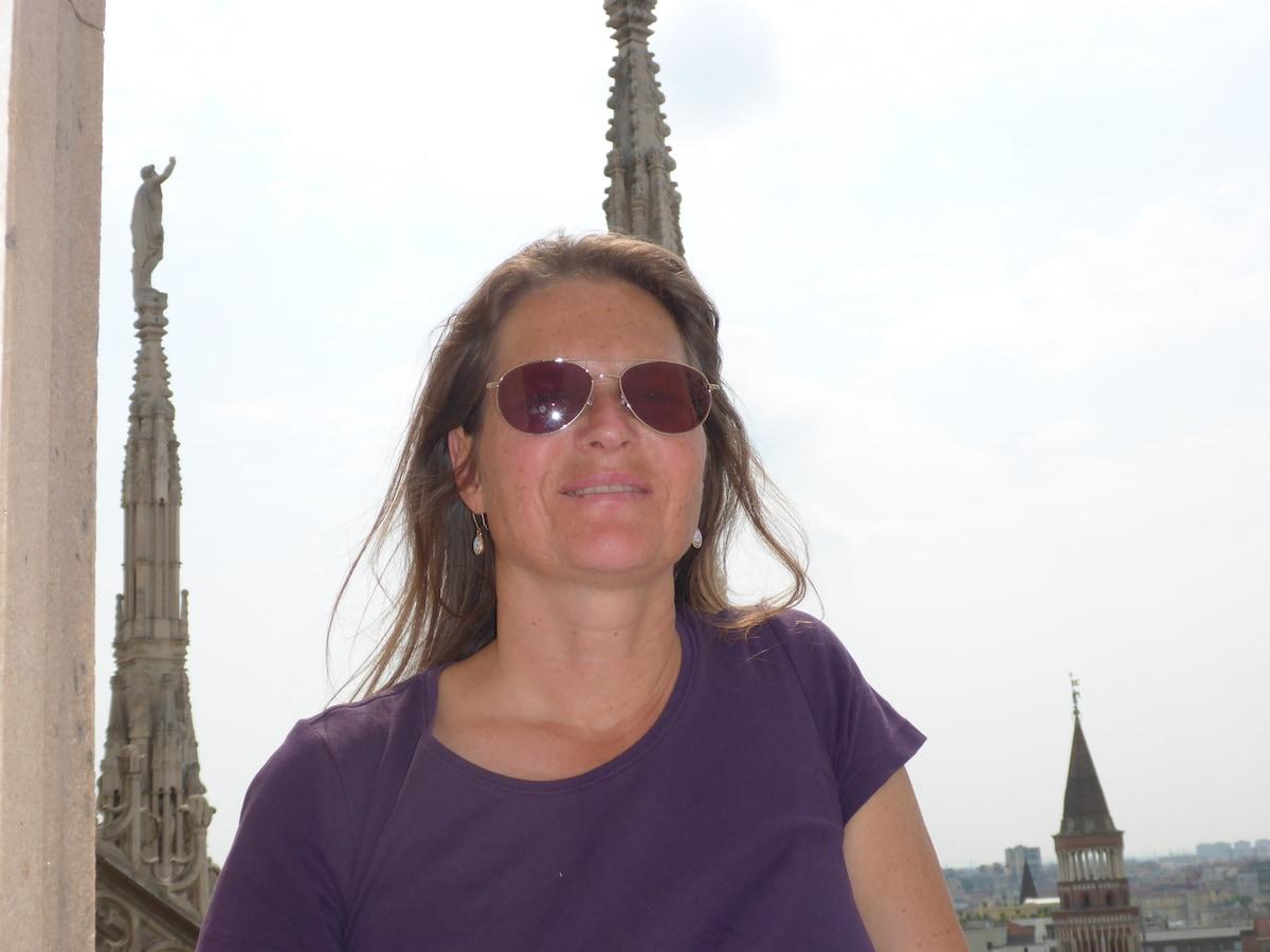 Katja From Munich, Germany