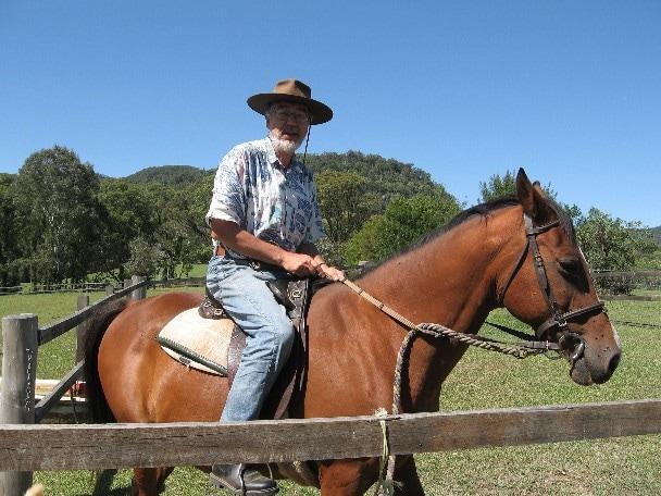 Bruno from Kangaroo Valley