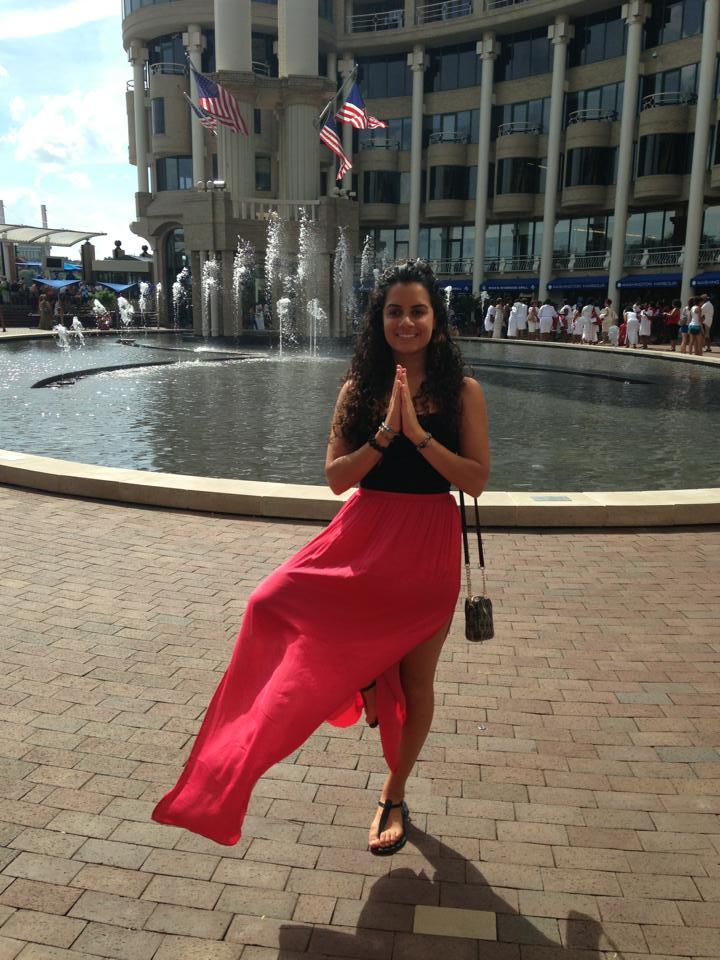 Shadi from Washington