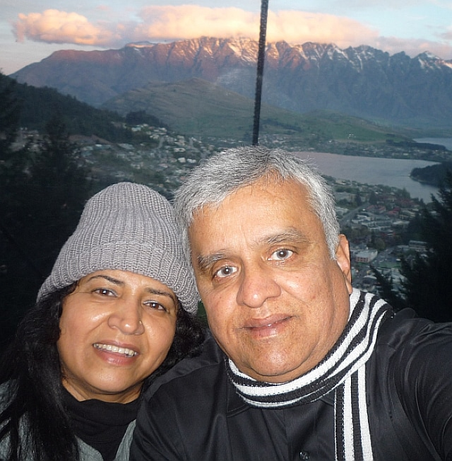 Arun from Auckland