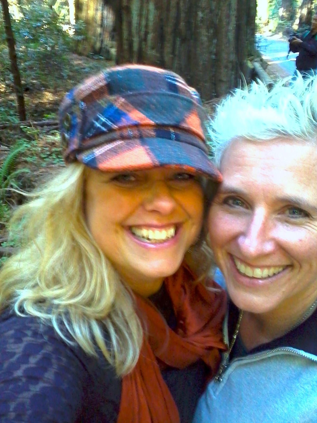 Michelle & Robin from Sebastopol