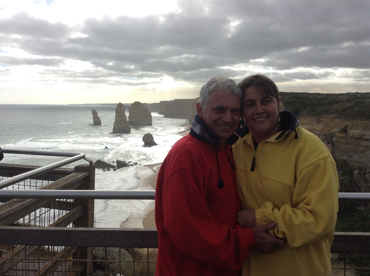 Richard & Tania From Plenty, Australia