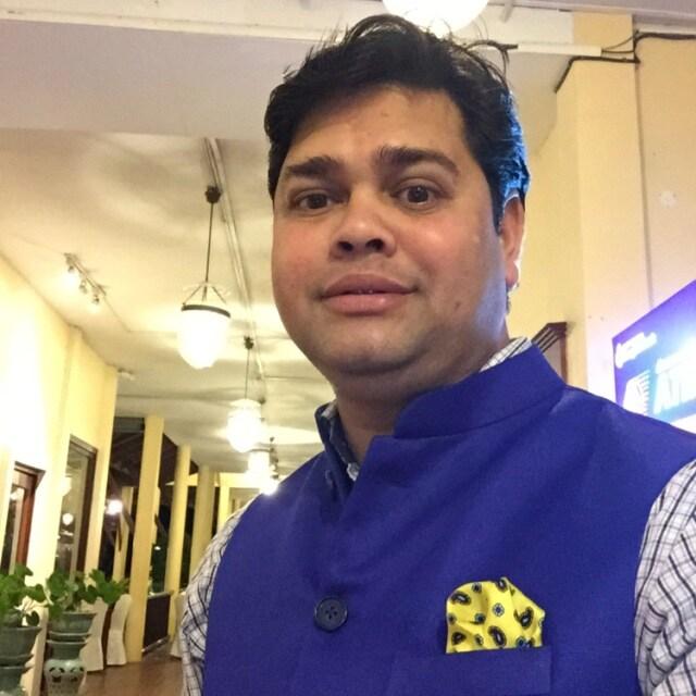 Vinod from Rishikesh