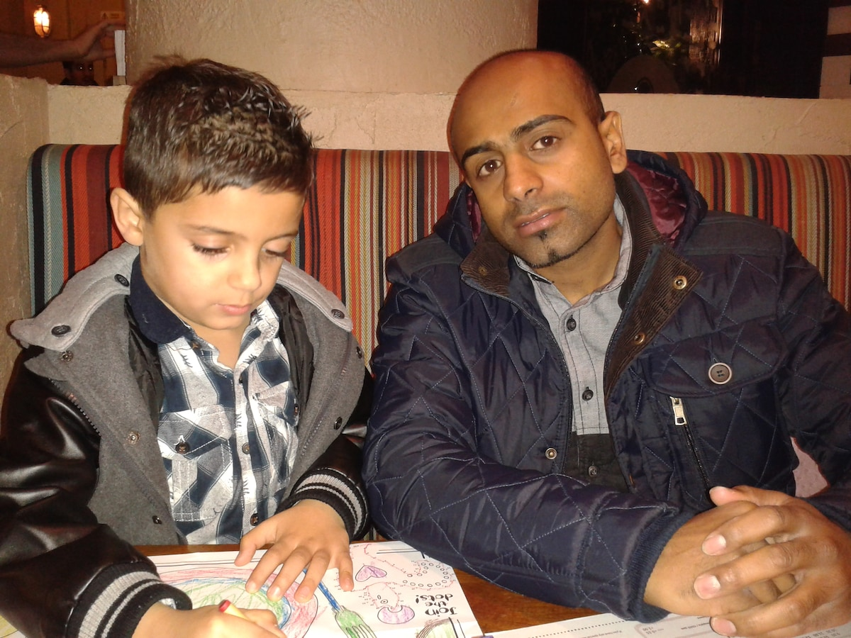 Mohammed From Ilford, United Kingdom