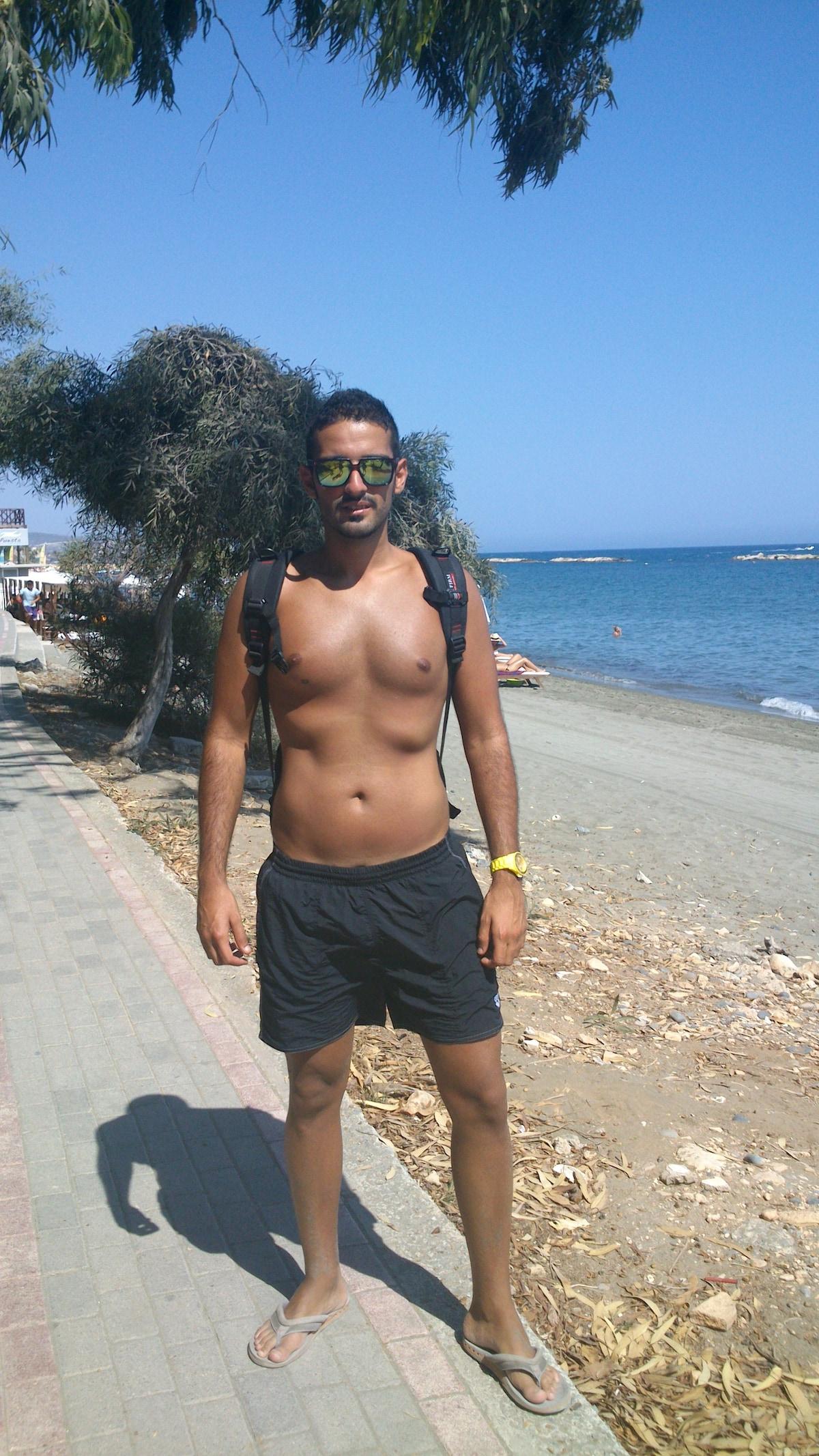 Solonas from Limassol