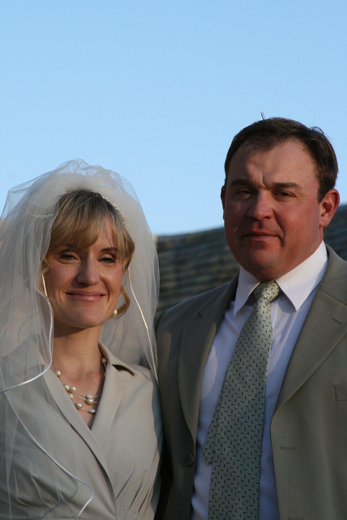Carolyn & Dutch from Seaside