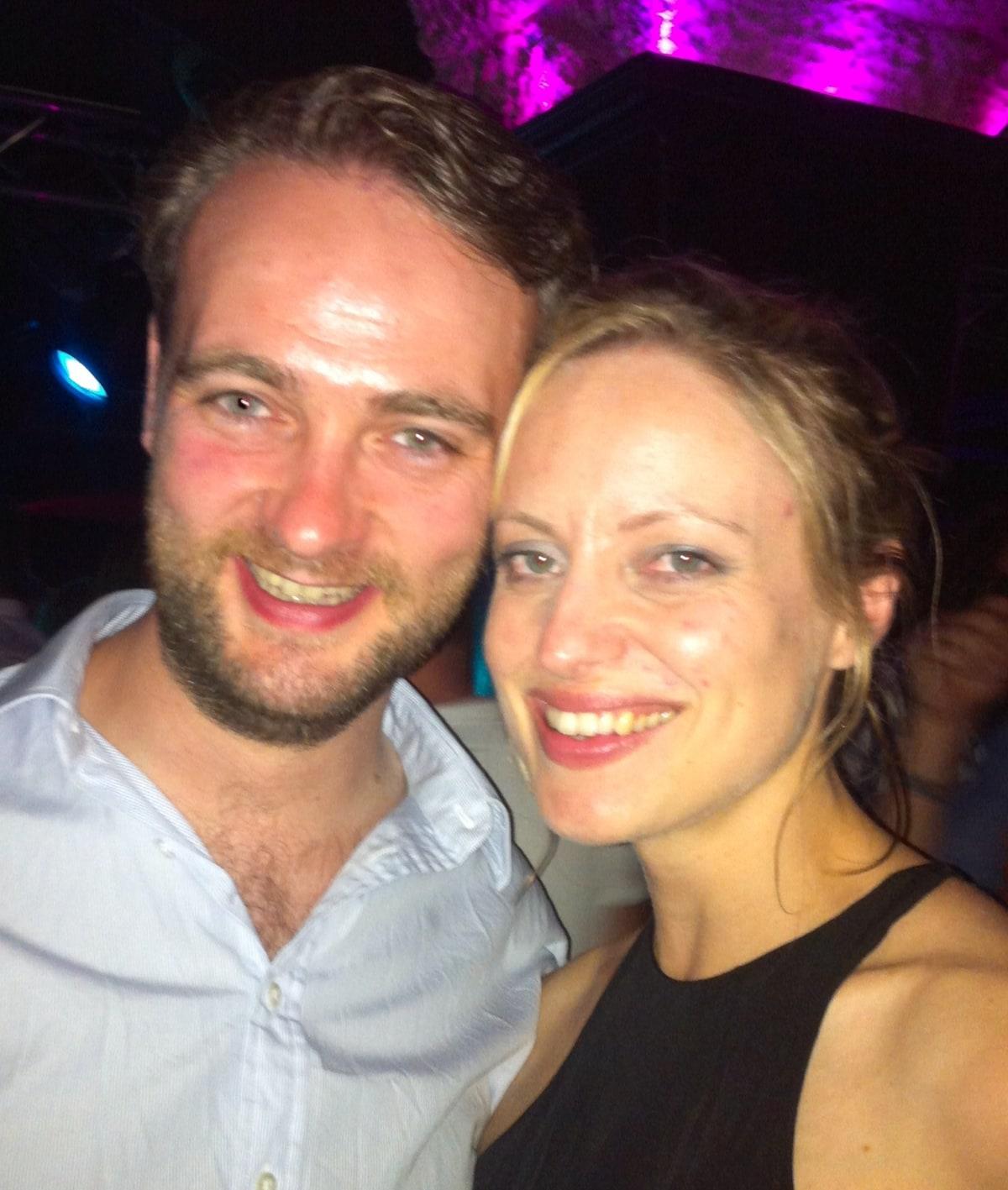 Matt & Laura from Munich
