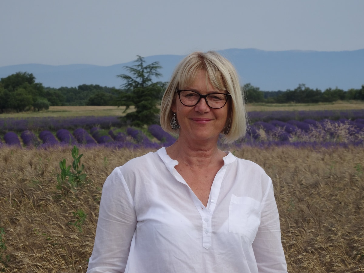 Catherine from L'Isle-sur-la-Sorgue