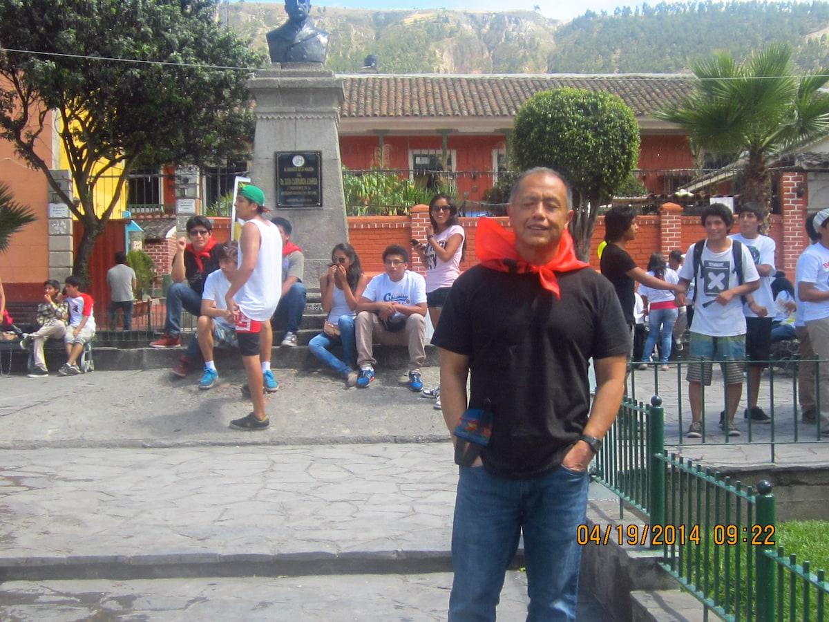 Juan Alberto from Trujillo