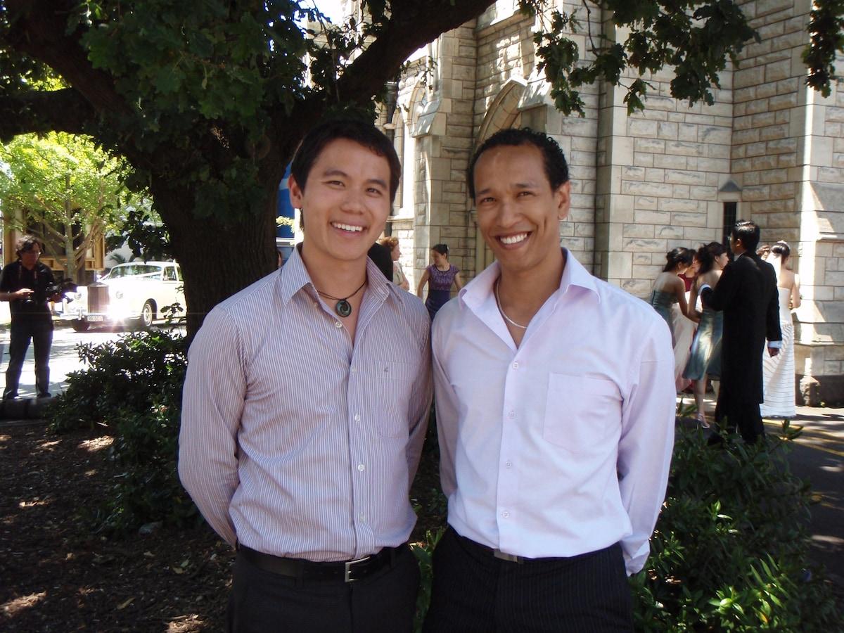Greg & Jason From Kensington, Australia