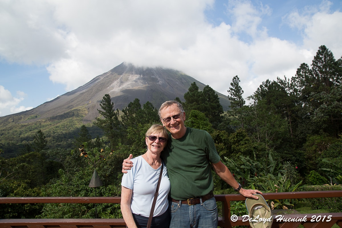 DeLoyd And Susan From San Carlos, Costa Rica