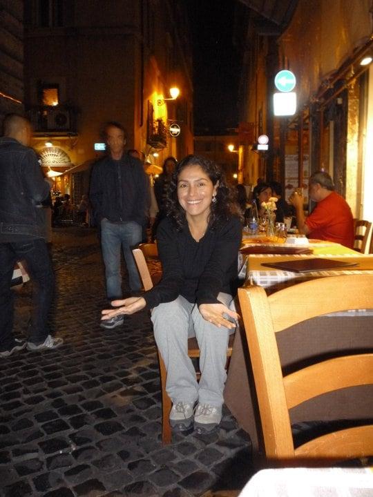 Silvia From Peru