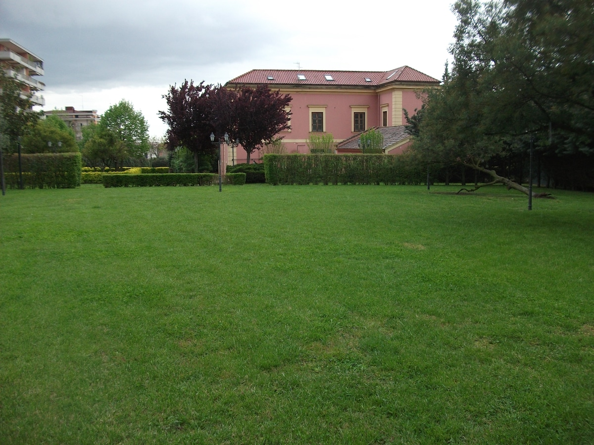 Villa Marcello Srl From Teano, Italy