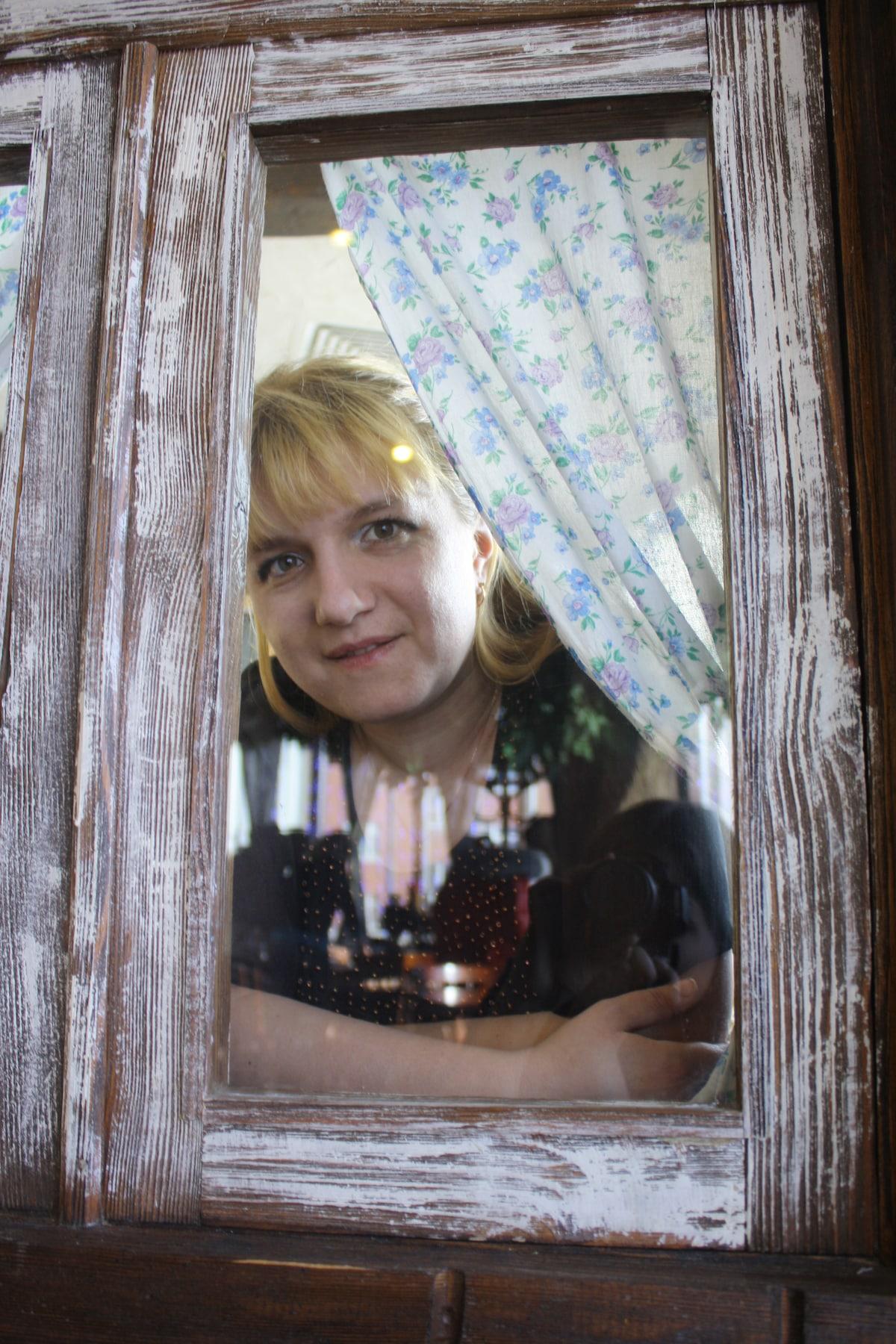 Anna from Grottaminarda