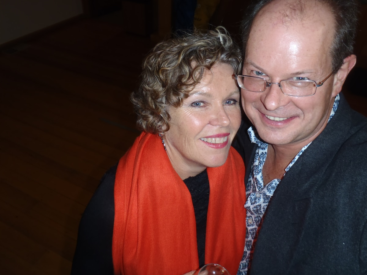 Sandra & Andrew from Northcote
