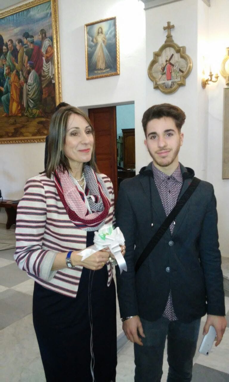 Monica from Baratili San Pietro