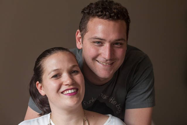 Caitlin And David from Randburg