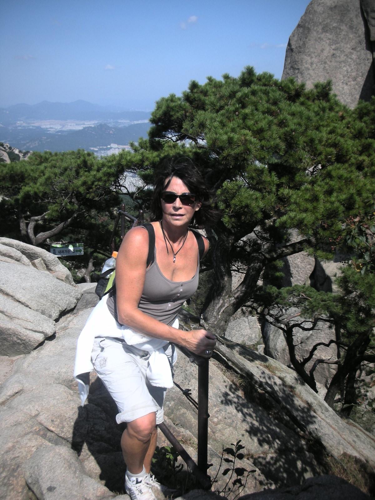 Brigitte from Locmariaquer
