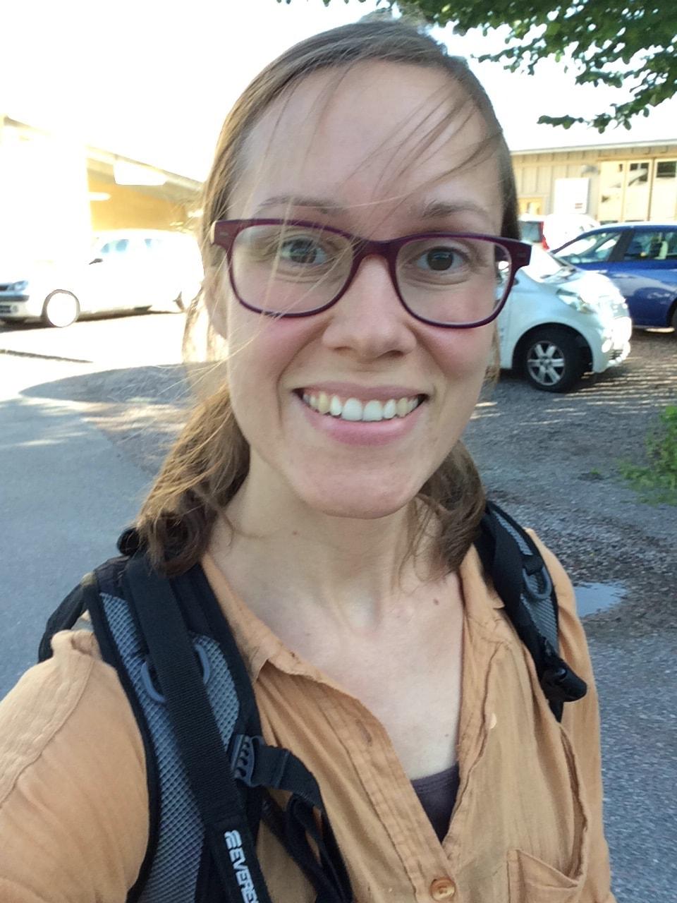 Hanne From Knivsta, Sweden