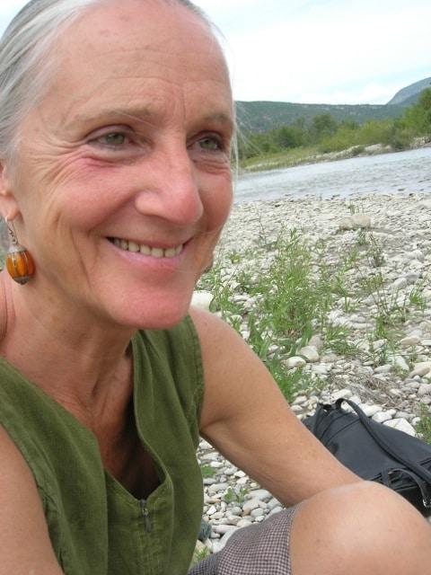 Marie-Claude from Antwerp