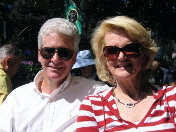 Bill & Dorthe from Wardsboro