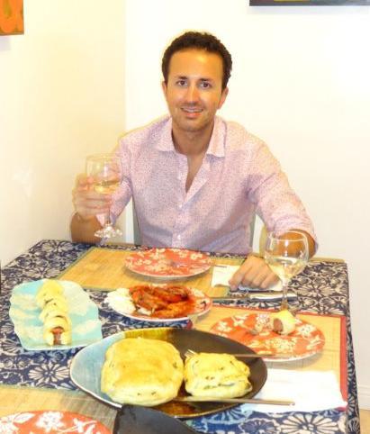 Davide from Torino