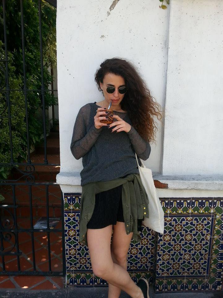 Sylvia from Athina