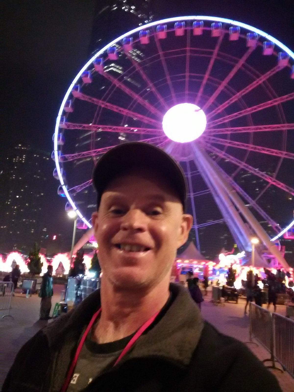 David from Hong Kong, Hong Kong