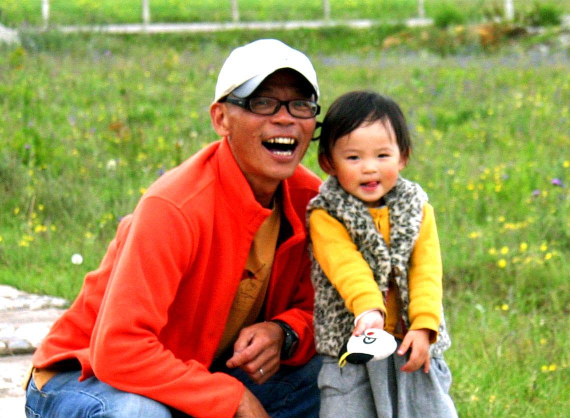老谢 from Lijiang