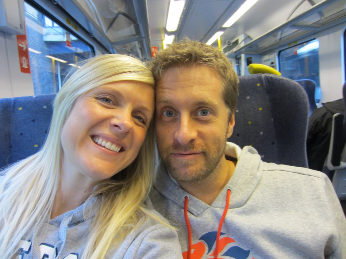 Victoria And Richard from Royal Leamington Spa