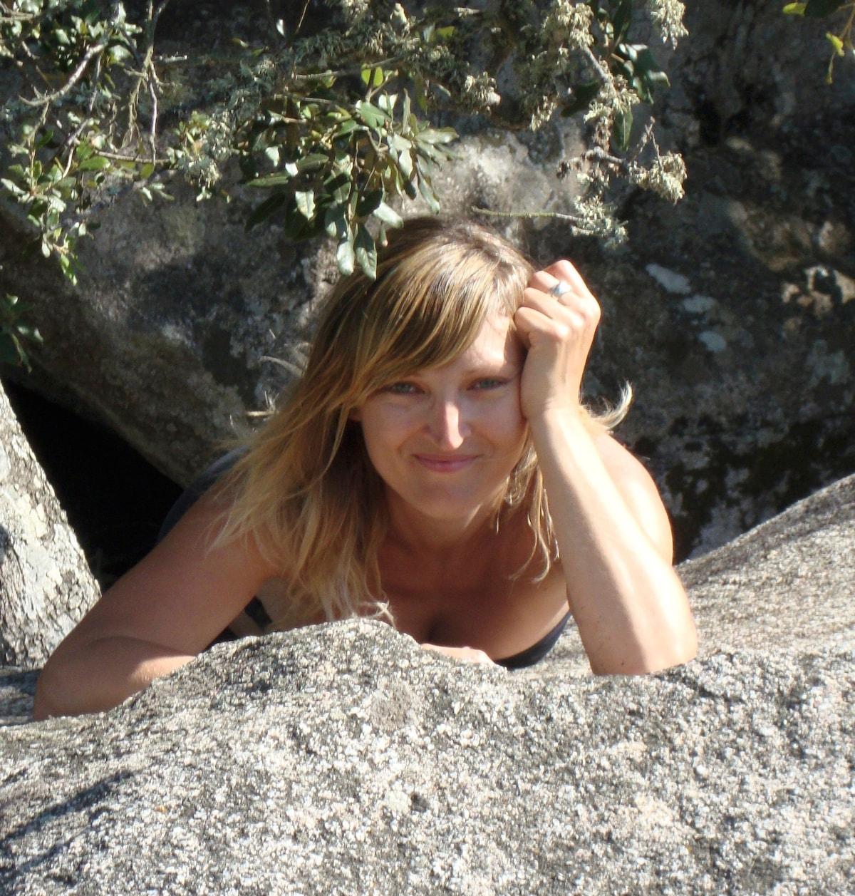 Géraldine from Porto Vecchio