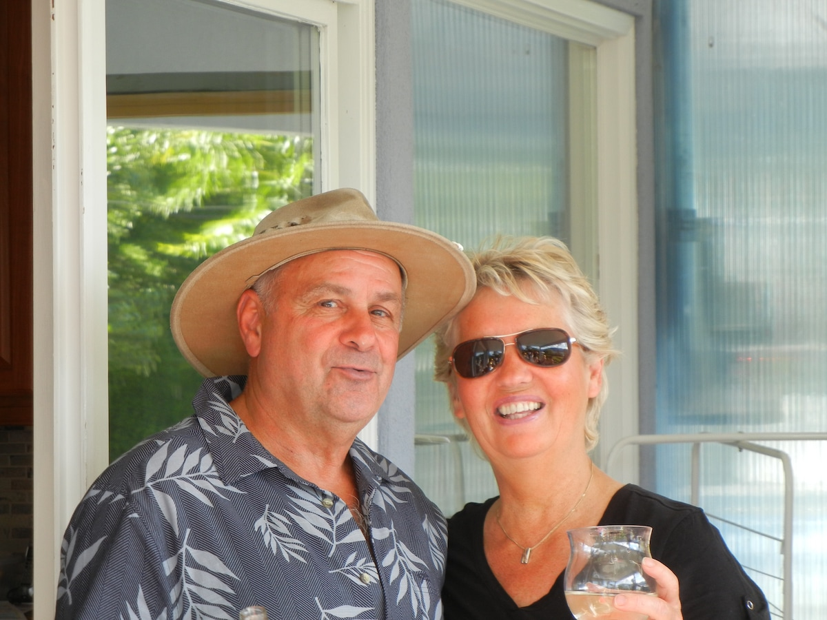 Gary & Eileen From Lake Country, Canada