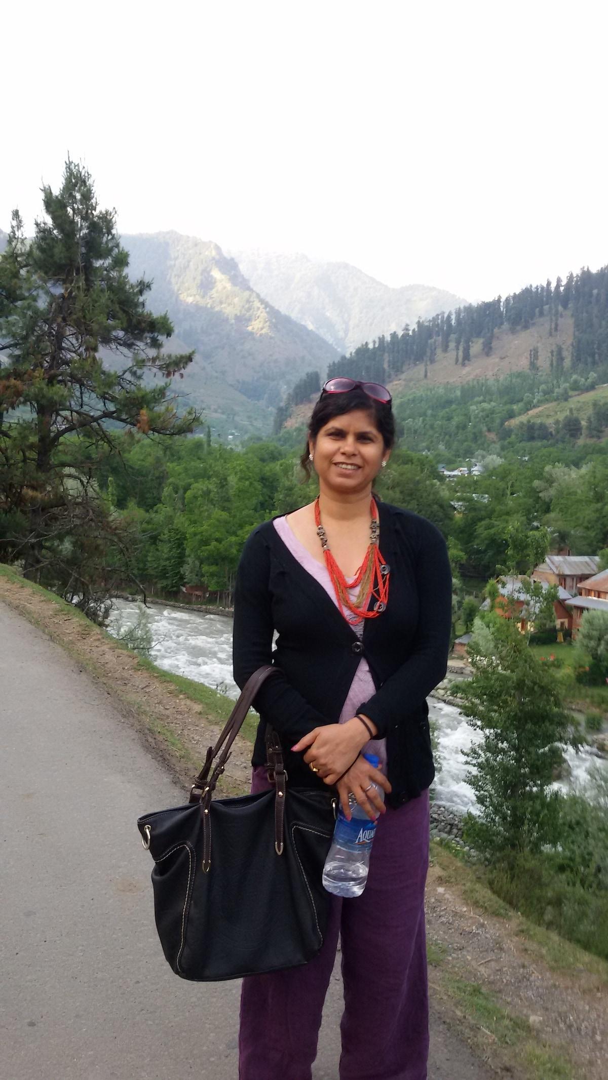 Vandana from New Delhi