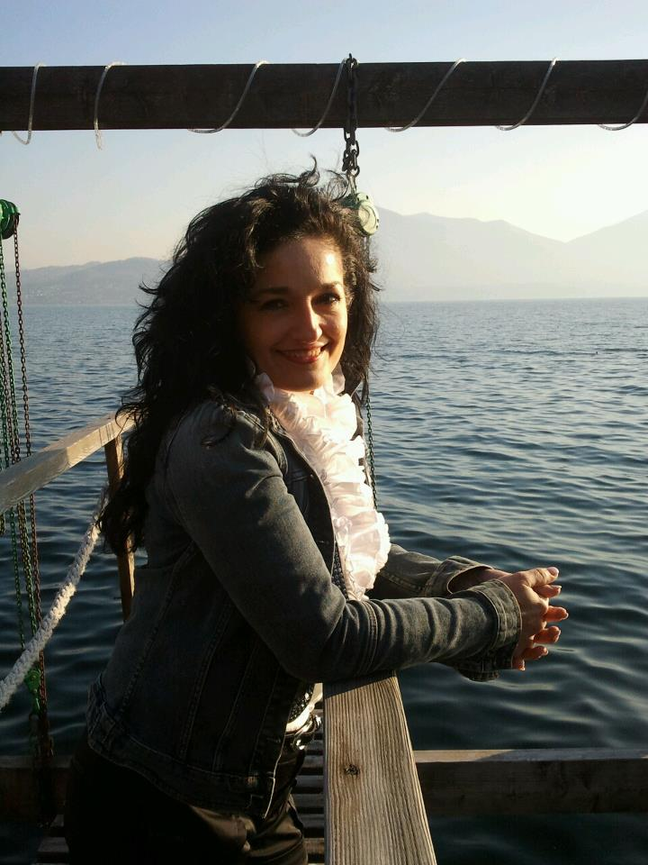 Silvia From Ascona, Switzerland