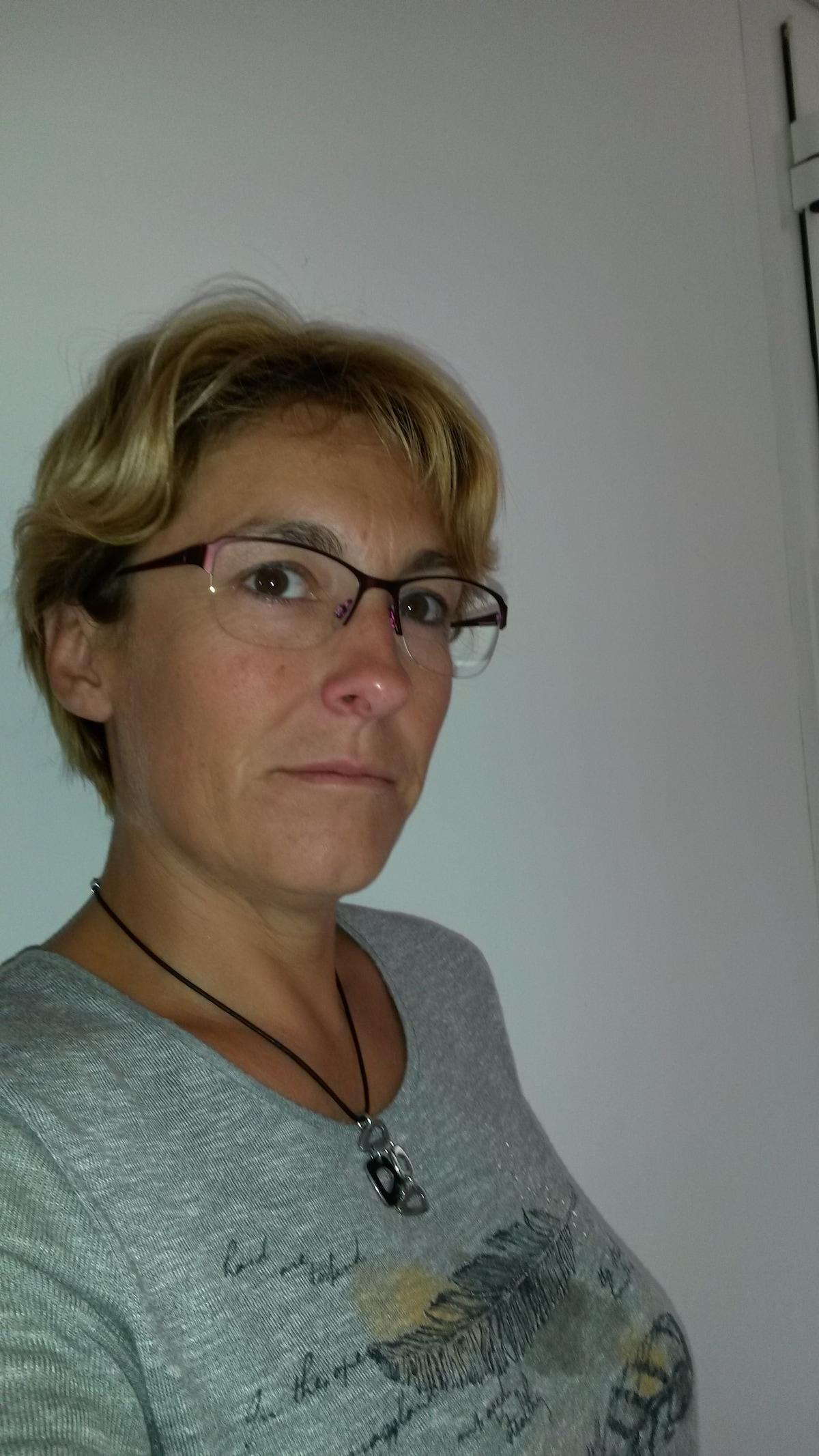 Sandra from Sérignan