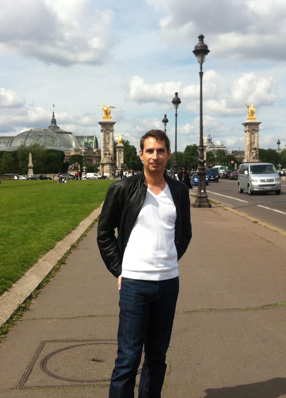 Sébastien from Paris